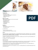 Tort Mouse Portocala