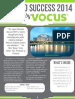 Vocus Demand Success 2014 Brochure