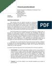 Proyecto Practica Laboral - Objetivos Generales