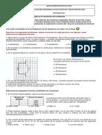 Preparación de La Evaluación Del Tercer Perídodo 2014