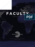 NHSMUN 2013 Faculty Preparation Guide