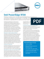 Dell PowerEdge R720 Spec Sheet ES XL