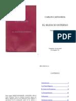 (84139034) Castaneda Carlos - El Silencio Interno [Doc]