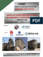 Estruturas de Concreto e Fundações - Inbec Am