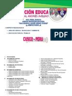 Carpeta Pedagogica Aac- 2014