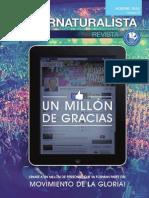 Edicion 6. Supernaturalista Revista Noviembre-Diciembre2012