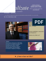 Febrero Del 01 Al 29 2012 El Contrato de Trabajo en La Ley General Del Trabajo (1)