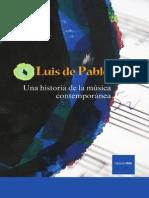 Luis de Pablo Musica Web