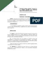 Res. 338 Requerimientos Ambulancias