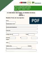 Ficha Inscripcion La Buena Escuela 2014 Vrs97-2003 (1).1 (1)