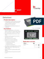 InteliCompact NT MINT Datasheet
