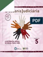 Fascículo 5 - A História Da Justiça No Brasil (1500 a 1889) - Uane