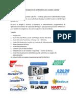 Sillabus Programacion de Software Scada Usando Labview