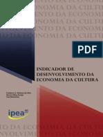 Indicador de Desenvolvimento Da Economia Da Cultura