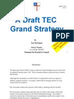 Draft TEC Grand Strategy