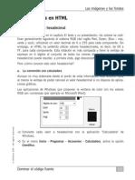Colores Hexadecimales HTML