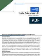 IEP August 2014 Investor Presentation