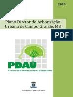 Plano Diretor de Arborização Urbana