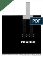 Brochure Franki