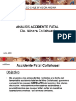 PRES-Accidente Fatal Collahuasi