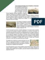 Historia Del Traslado de La Ciudad de Santiago de Los Caballeros