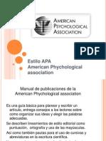 Normas Bibliograficas APA