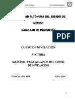 Apuntes Curso Nivelación Alumnos 070714