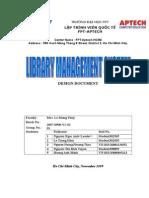 Document LibraryMgmtSystem