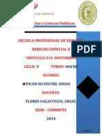 Art.315 Disturbios _ Codigo Penal