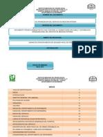 Manual de Organización Del Servicio de Medicina Interna