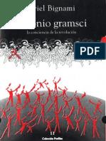TP Gramsci_La conciencia de la revolución_Bignami