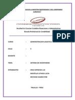 Sistema de Inventarios