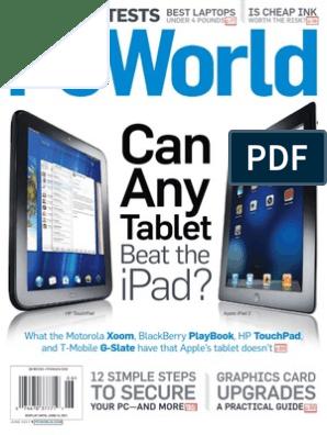 PC World - June 2011 (True PDF) pdf | Internet Privacy