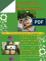 Decoarcion de Jardines y Terrazas