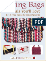 Free Purse Sewing Patterns eBook