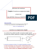 02 Traction Ou Compression Simple