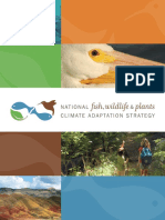 Natl Fish Wildlife Plants Climate Adaptation Strategy