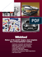 Whitford Coating Inspection Book