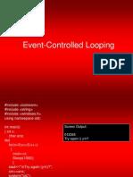 Event Controloop