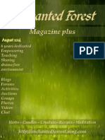 Enchanted Forest August 2014 plus magazine