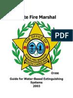 Sprinkler Manual