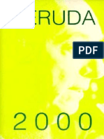 2000 (Azul, 1992) - Pablo Neruda