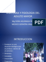 Anatomia y Fisiologia Del Adulto Mayor