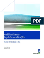 Confiabilidade Estrutural e a IBR_Marco Aurélio Lima