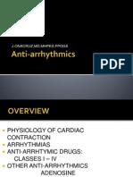 Antiarrhythmics