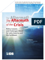 Sesion 15 - Intermarican - The Aftermath of the Crisis - 026339-Ocr-sp