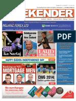 Indian Weekender Vol. 6 Issue 7- 08-Aug-2014
