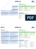 CEFR Core Inventory Posters