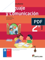 2° Básico - Lenguaje y Comunicación - Alumno- 2013