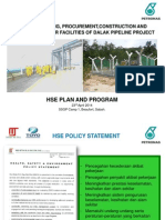 Project HSE Plan & Program (SSGP)-1